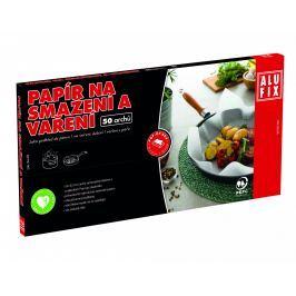 Alufix papír na pečení - archy v  krabičce pop up 33x32cm, 50ks