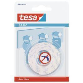 Tesa BASIC oboustranná pěnová montážní lepicí páska, 19 mm x