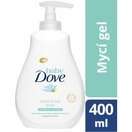 Baby Dove Sensitive Moisture Mycí gel na celé tělo i vlásky