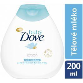 Baby Dove Rich Moisture tělové mléko pro děti