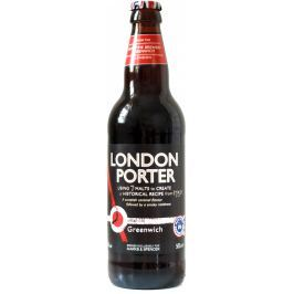 Marks & Spencer Tmavé pivo London Porter