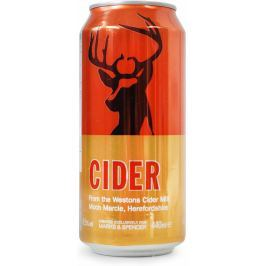 Marks & Spencer Cider z Herefordshire