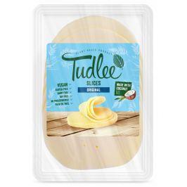 Tudlee Alternativa sýru s příchutí čedaru, plátky