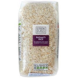 Marks & Spencer Rýže basmati 1 kg