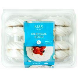 Marks & Spencer Velké sněhové pusinky
