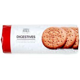 Marks & Spencer Pšeničné sušenky Digestives