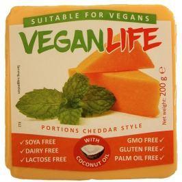 Vegan Life Cheddar style bloček