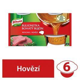 Knorr Bohatý Bujón Hovězí 3l (6x28g)