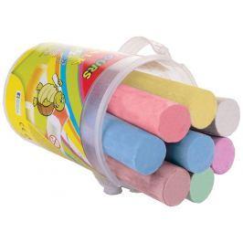 EASY Chodníkové křídy Colours 8 ks