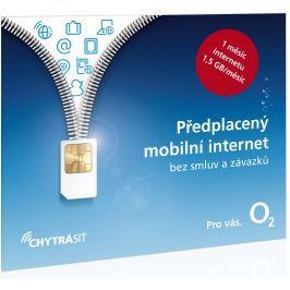 O2 Mobilní internet karta