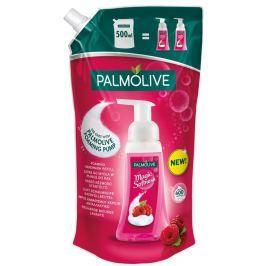 Palmolive Magic Softness pěnový tekutý přípravek na mytí rukou  s jemnou malinovou vůní - náplň