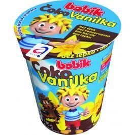 Bobík MAXI smetanový krém 14% čoko-vanilka