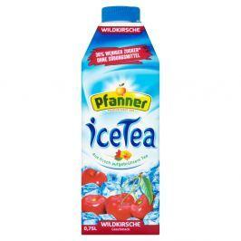 Pfanner Ice Tea s příchutí višně