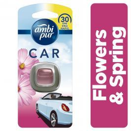 Ambi Pur Car Flowers & Spring Osvěžovač Vzduchu Do Auta 2ml