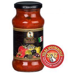 F.J.Kaiser Exclusive Olive rajčatová omáčka se zelenými a černými olivami