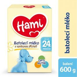 Hami Batolecí mléko s vanilkovou příchutí 24+