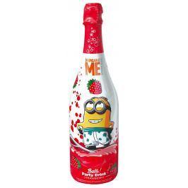 Bello Party Drink Nealkoholický jahodový nápoj sycený