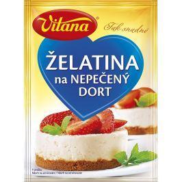 Vitana Želatina na nepečený dort v prášku