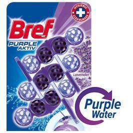Bref Purple Aktiv Lavender 3x50g