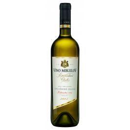Víno Mikulov Sommelier Club Sylvánské zelené kabinet
