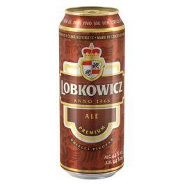 Lobkowicz Premium ALE pivo plech