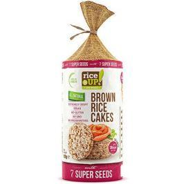 Rice Up Celozrnné rýžové chlebíčky - se 7 druhy semen