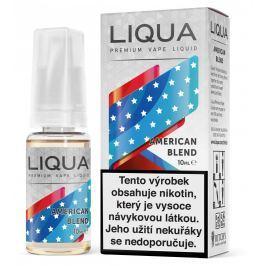 Liqua American Blend 0mg CZ