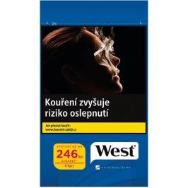 West Blue cigaretový tabák
