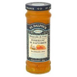 St. Dalfour pomeranč, zázvor ovocná pomazánka