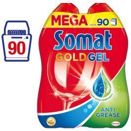 Somat Odmašťovací Gold gel do myčky (90 mytí)