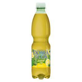 Dobrá voda Zelený čaj Citron