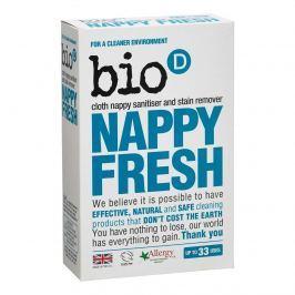 Bio-D Odstraňovač skvrn a dezinfekce plenek (500g)