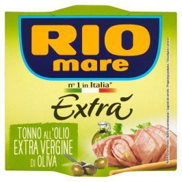 Rio Mare tuňák Extra olivový olej