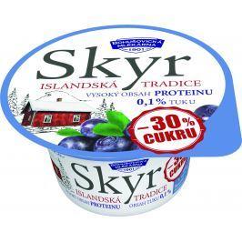 Bohušovická Mlékárna Skyr 0,1% borůvka