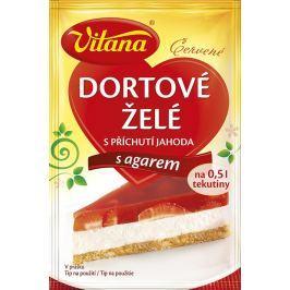 Vitana Dortové želé s příchutí jahoda
