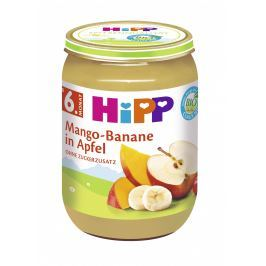 HiPP BIO Jablko s mangem a banány