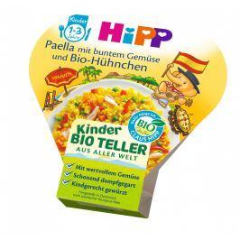HiPP BIO Paella se zeleninou a kuřecím masem