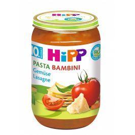 HIPP BIO Pasta Bambini Zeleninové lasagne