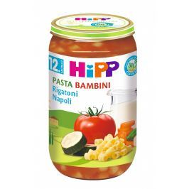 HiPP BIO Pasta Bambini Rigatoni Neapol