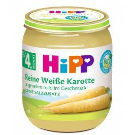 HiPP BIO Bílá mrkev