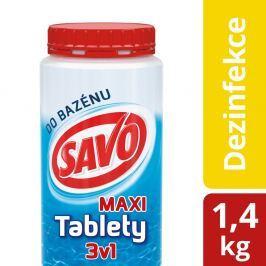 Savo Do Bazénu Maxi tablety komplex 3v1