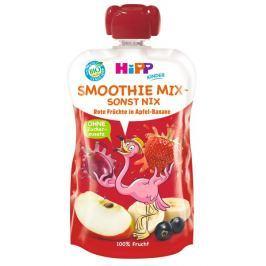 HiPP BIO Smoothie Jablko-Banán-Červené ovoce