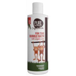 Pure Beginnings BIO Bublinková koupel s Aloe Vera Bio kosmetika