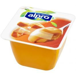 Alpro Sójový dezert s příchutí karamelu