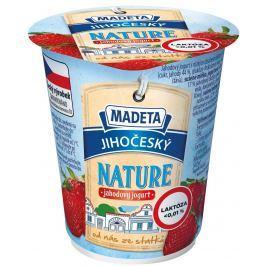 Madeta Jihočeský Nature jahodový jogurt bezlaktózový