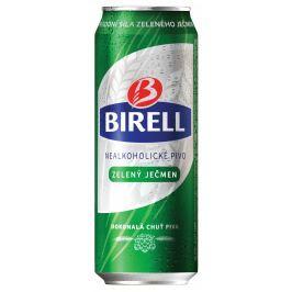 Birell Zelený ječmen plech