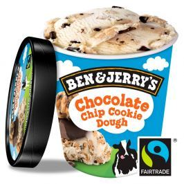 Ben&Jerry's CookieDough zmrzlina
