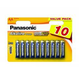 Panasonic Alkaline Power baterie AA 10ks