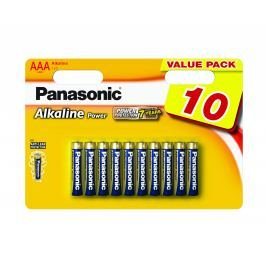 Panasonic Alkaline Power baterie AAA 10ks