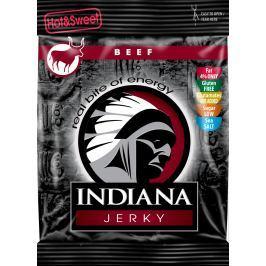 Indiana Jerky Hovězí maso sušené hot&sweet